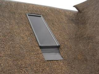 Thatch Roof (installed by professional thatchers)
